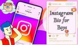 【NEW】Instagram Bio For Boys in 2020 (to Copy – Paste)