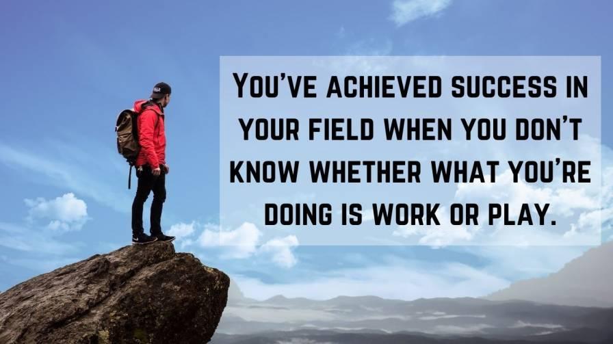 list of Short instagram Captions on Success
